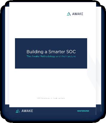 White paper: Building a Smarter SOC